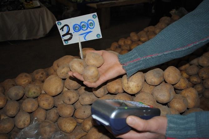 Patatesçiden Kredi Kartlı Satış