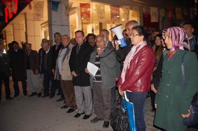 HDP Ve DBP'den, Heseke Açıklaması