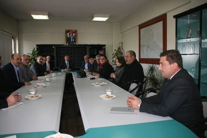 Kars Belediyesi Erzincan Belediyesinin Toplu Taşımalarını Örnek Alıyor