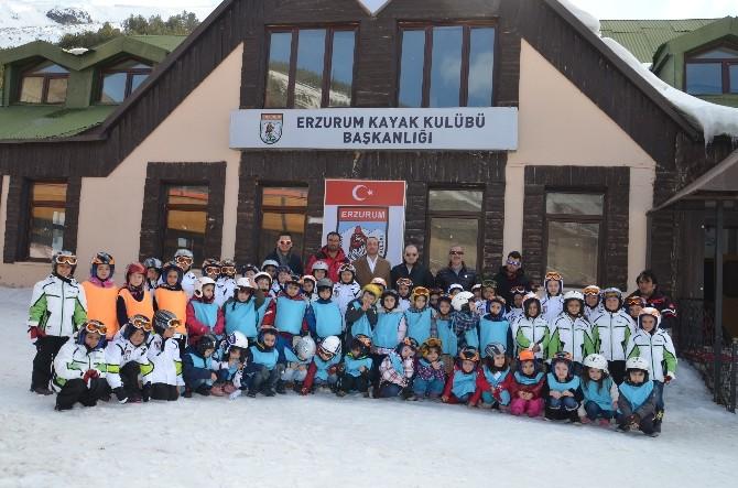Kayak Kulübü Sezona Damgasını Vurdu !