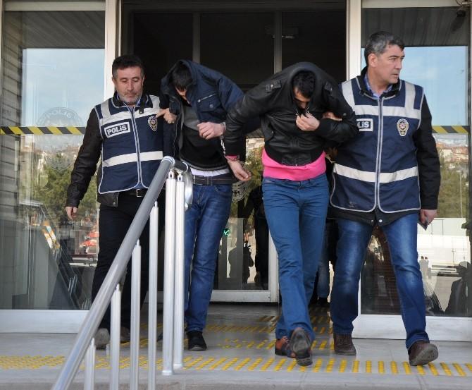 Kırıkkale'de Uyuşturucu Ve Fuhuş Operasyonu