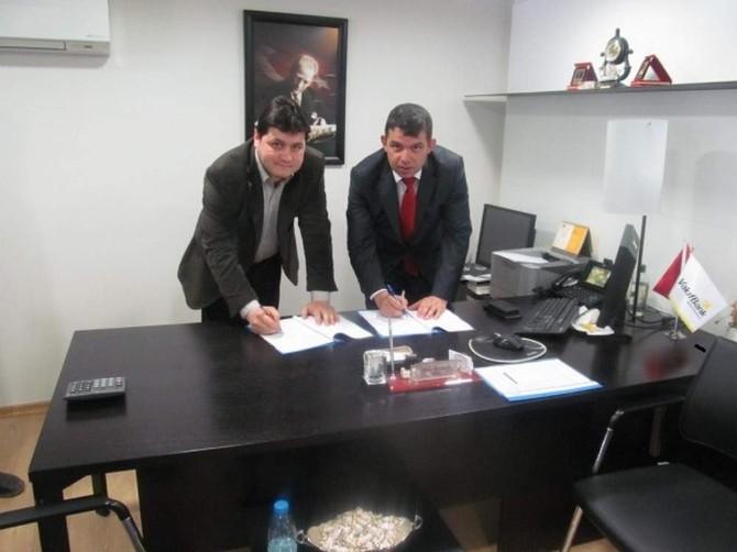 Bolvadin Süt Üreticileri Birliği Vakıfbank İle Protokol İmzaladı