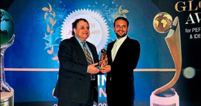 YDÜ'ye küresel ödül
