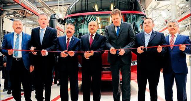 Neoplan artık sadece Türkiye'de üretilecek
