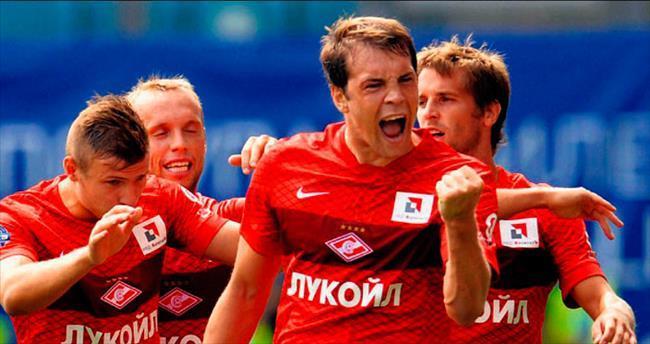 Spartak Moskova 'Damat' olacak