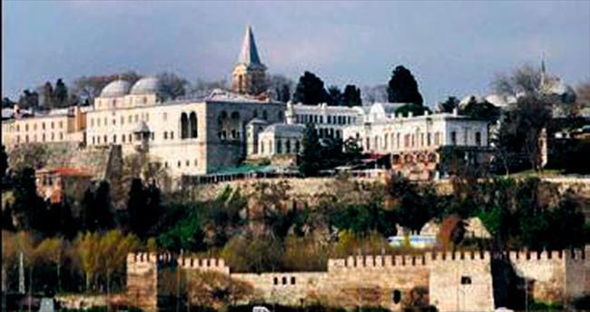 Topkapı Sarayı'na acil müdahale