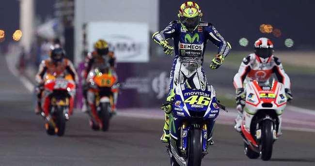 MotoGP'de yeni sezon başlıyor