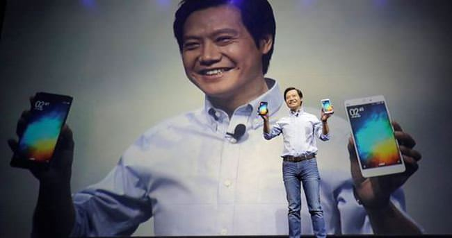 Xiaomi'nin 2015 satış hedefi 100 milyon
