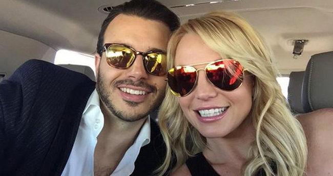 Britney Spears 3. kez evleniyor