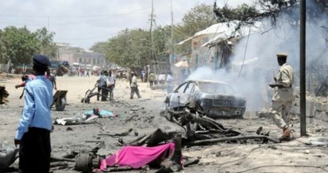Somali'de otele saldırı: 3 ölü 4 yaralı