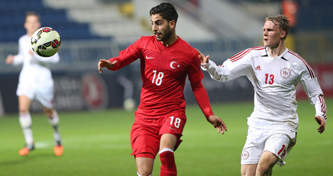 Türkiye Danimarka maçı özeti ve golleri (Geniş-Özet)