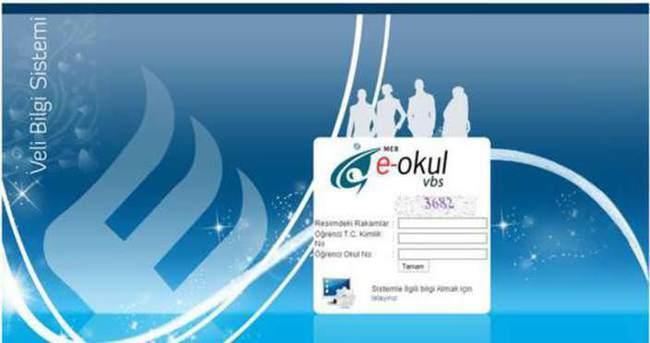 E-Okul Veli Bilgilendirme Sistemi İle Sınav Notu Sorgulama - MEB