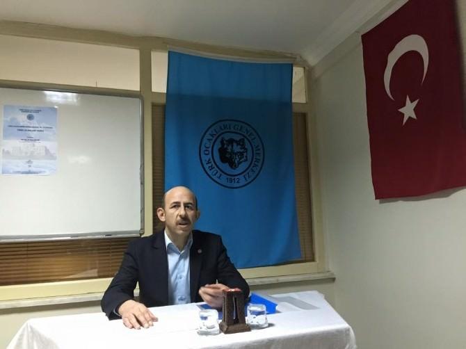 Türk Ocakları'nın Kuruluşunun 103. Yıldönümü Kutlandı