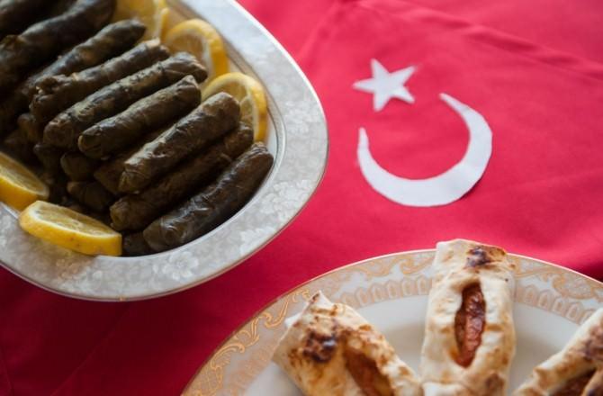 Türk Lezzetleri ABD'yi Büyüledi