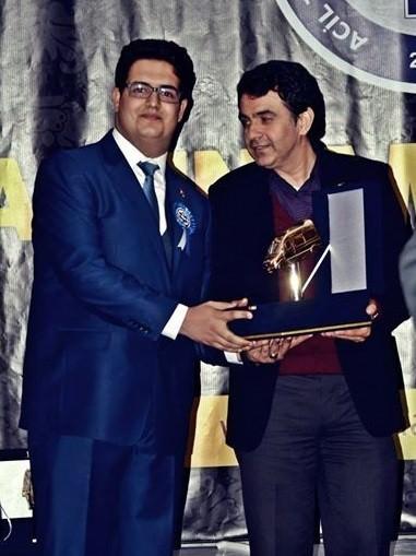 Altın Ambulans Sağlık Ödülünü Elazığlı Tarınç Kazandı