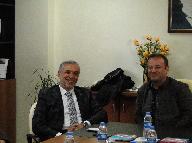 Aykan, Trabzon'u Karış Karış Geziyor