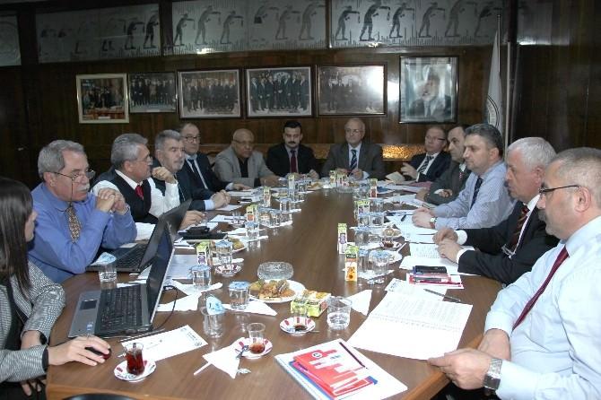 GMİS İle Hattat Madencilik Tis 2. Toplantısını Yaptı
