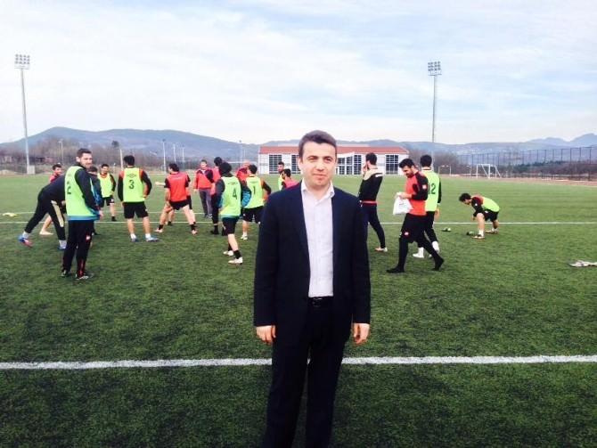 Bartınspor Sözcüsü Murat Yıldırım: Galibiyete İnancımız Tam