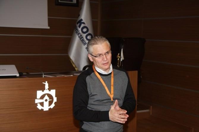 Belediye Personeline Hitabet Eğitimi Verildi