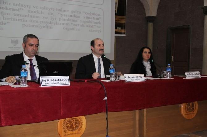 Şehir Kimliği Çalıştayı Tanıtım Toplantısı Gerçekleştirildi