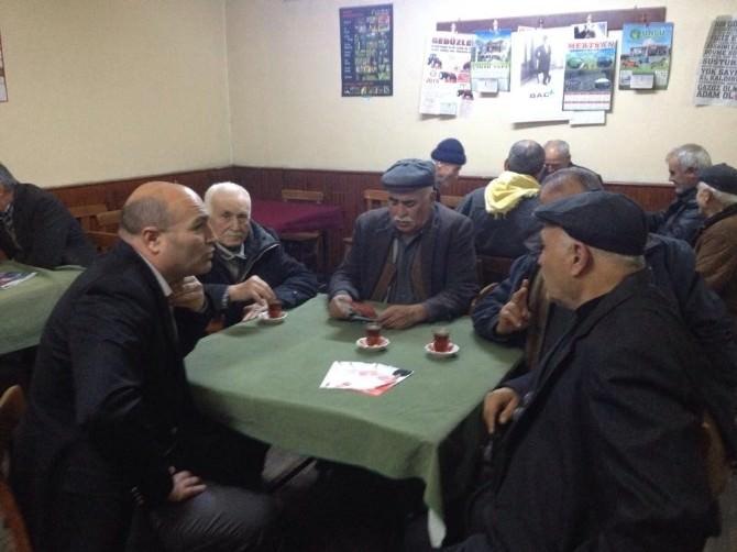 Ön Seçim Öncesinde CHP'li Üyelere Çağrı