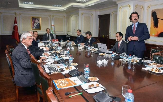 EXPO 2016 Antalya Ajansı Yönetim Kurulu Yapıldı