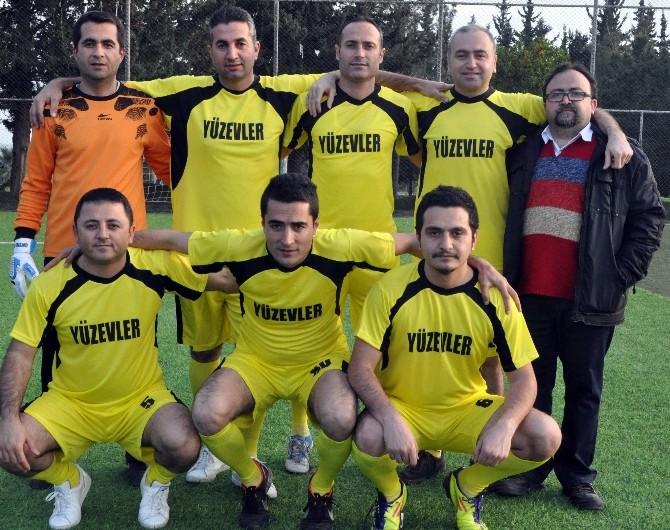 Balcalı Futbol Turnuvası Başlıyor