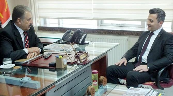 Kalkan: Esnafın Sorununu Çözecek Olan MHP İktidarıdır