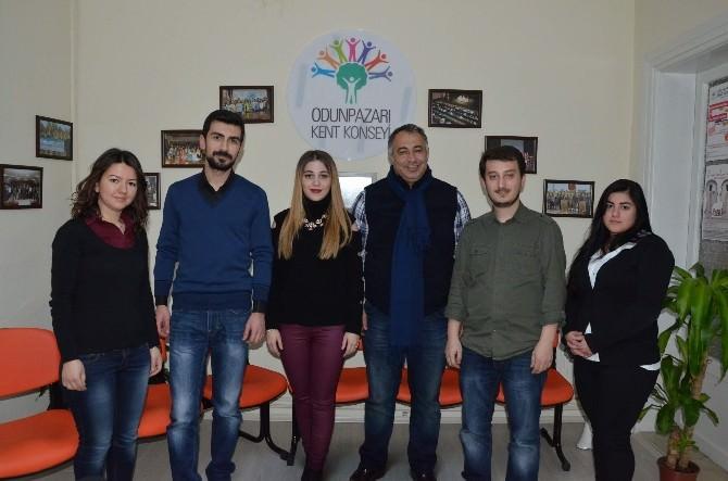 (Özel Haber) Eskişehirsporlu Futbolcular Da Uyuşturucuya Dikkat Çekti