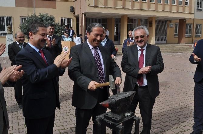 Mustafa Germirli Anadolu İmam Hatip Lisesinde Nevruz Bayramı Kutlaması