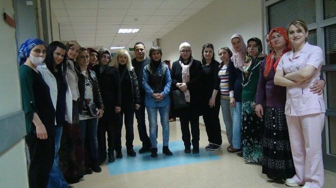 Mimar Sinan İlkokulu Lösemili Çocukları Unutmadı