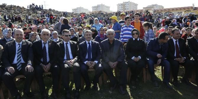 Şahinbey'de 20 Bin Fidan Toprakla Buluştu