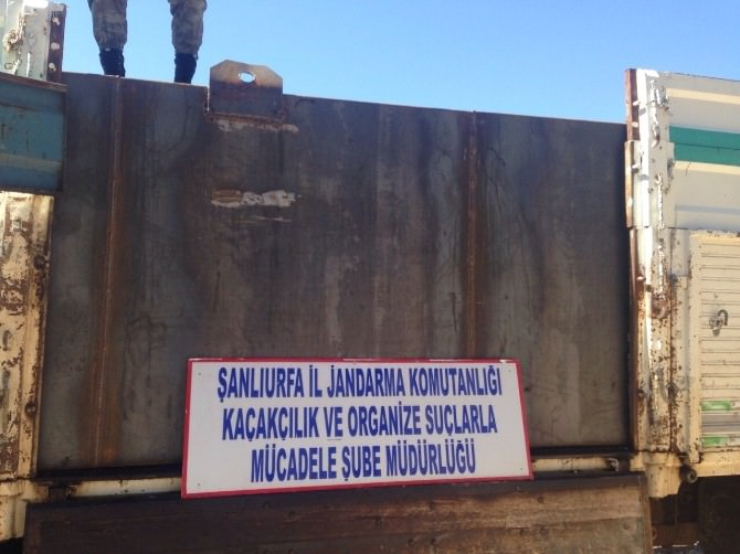 25 Bin Litre Kaçak Akaryakıt Ele Geçirildi