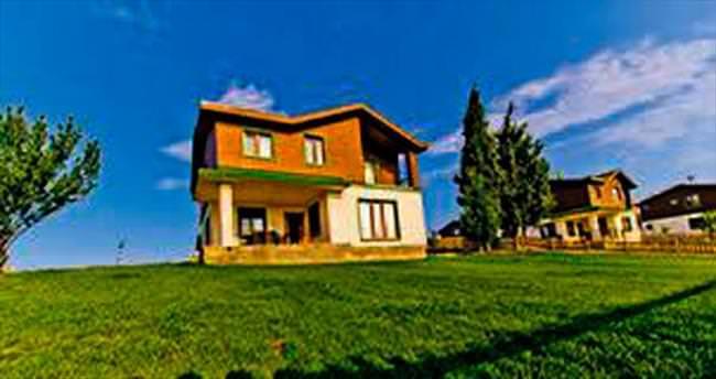 Naturalm Çiftlik'te 19 villa satışta
