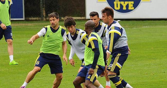 Fenerbahçe'de Ç.Rize hazırlıkları sürdü