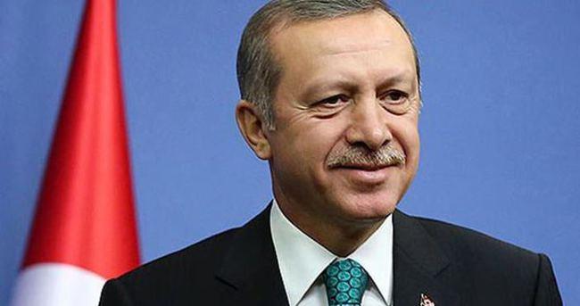 Cumhurbaşkanı Erdoğan nikah şahidi oldu!
