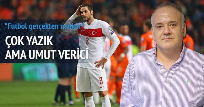 Usta Yazarlar Hollanda Türkiye Maçını Yorumladı Spor Haberleri