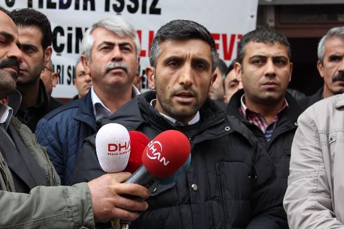 Elazığ'da Sulama Birliği İşçilerinin Açlık Grevi