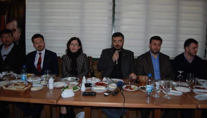 """AK Parti'li Özmen: """"Aydın'da Yüzde 40'ın Üzerinde Bir Oy Alacağız"""""""
