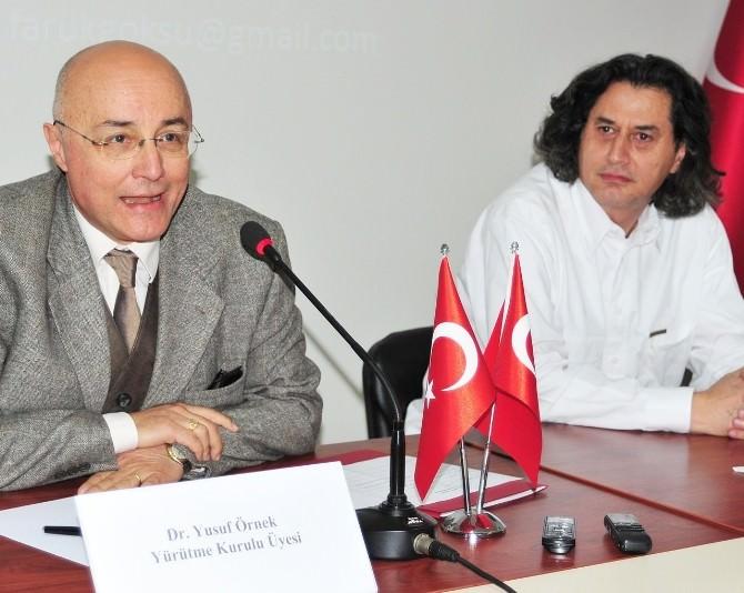 """Kent Konseyi'nde """"Kentlerin Geleceğinde Vizyon Tasarı Ve Sosyal Etkinin Önemi"""" Konferansı"""