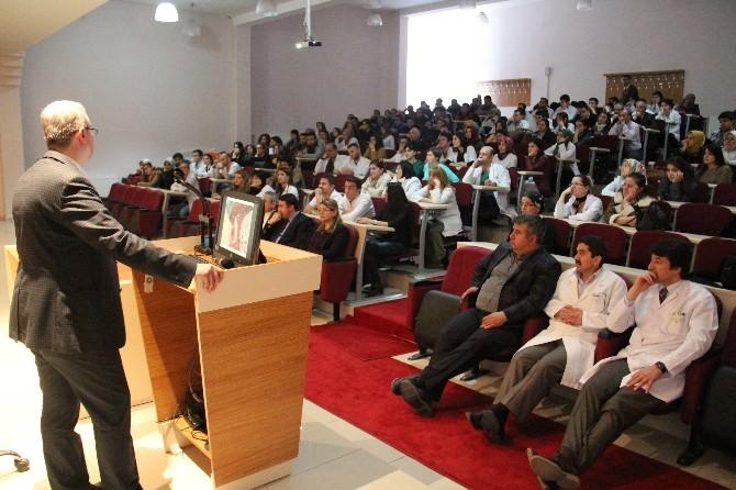 Atatürk Üniversitesi, Diş Hekimliği Fakültesi'nde Organ Nakli Eğitimi