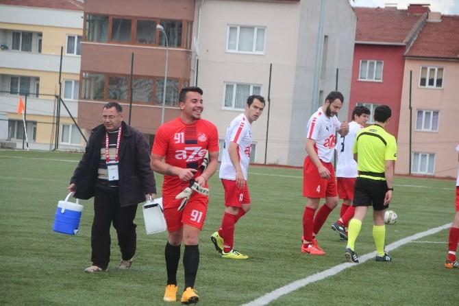 Bilecik 1. Amatör Lig 24. Hafta Futbol Müsabakası