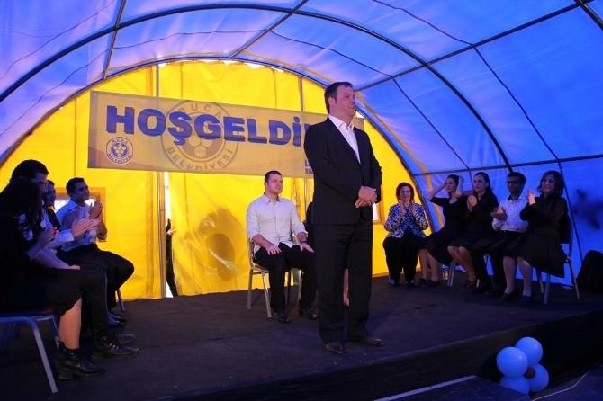 Buca'da 'Çadır Tiyatrosu' Günleri Başladı