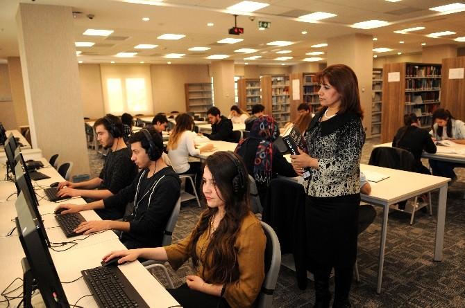 Sanko Üniversitesi'nde Kütüphane Haftası Kutlamaları