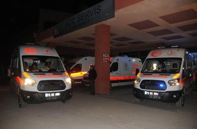 İdil'de Husumetli İki Aile Arasında Kavga: 2 Ölü, 4 Yaralı