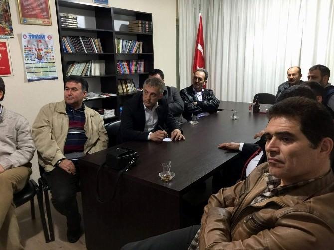 Aydın Türkav'da Aktif Ve Sağlıklı Yaşlanma Konuşuldu