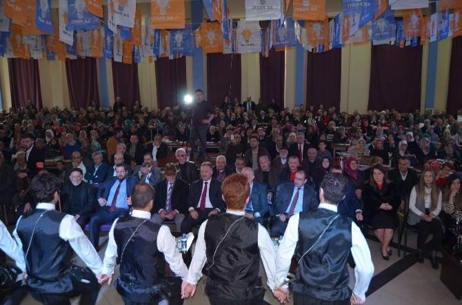 Başkan Sağıroğlu'ndan Gövde Gösterisi