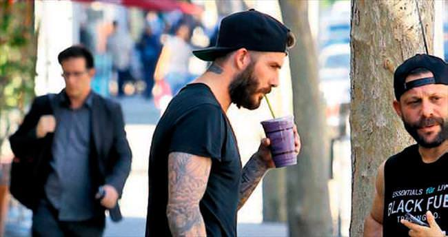 Beckham'ın LA günlüğü