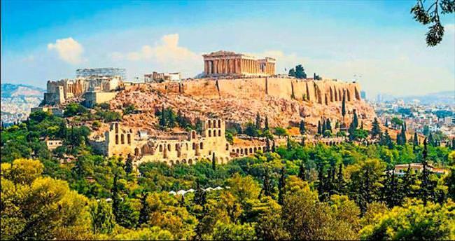 Atina ve Saronic adaları turu