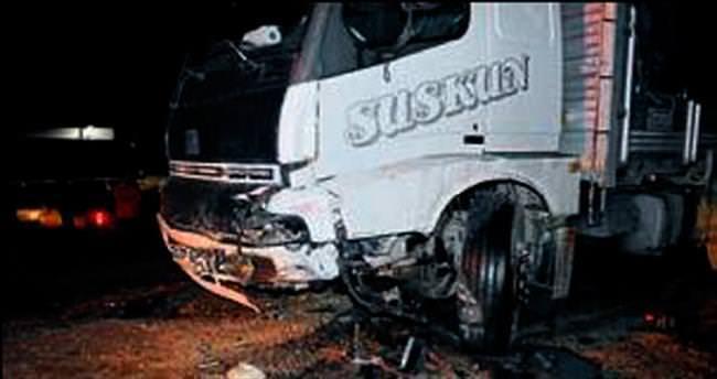1 kişi daha kaza kurbanı